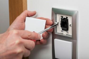 Замена выключателя