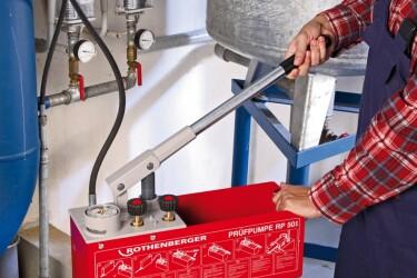 чистка радиаторов отопления