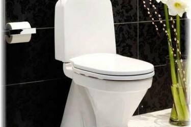 ремонт Густавсберг унитаза